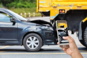 In A Negligence Related Auto Accident, Phones Are Critical Evidence