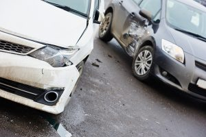 What To Do After A Parking Lot Collision