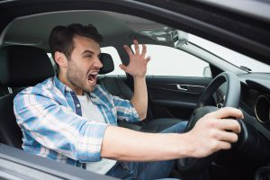 Avoid Drivers That Show These Aggressive Signs
