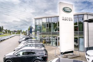 Jaguar Land Rover North America Is Set To Issue A Recall
