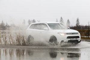 The 2016 Mitsubishi Outlander Has Been Recalled