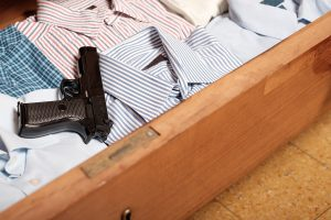Poor Gun Storage Is A Premises Liability Case Waiting To Happen