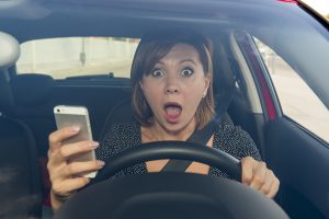 Alarming Facts About Distracted Driving