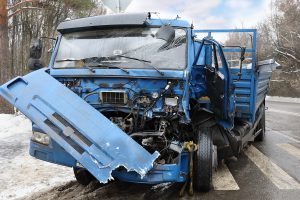 Who Is To Blame In Trucking Accidents?
