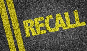 What To Do If Your Auto Is Recalled