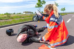 People Can Receive Serious Injuries From Motorcycle Accidents
