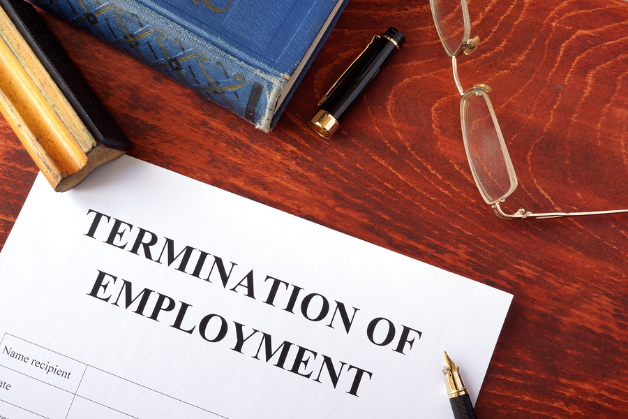 An Injury Does Not Mean Termination