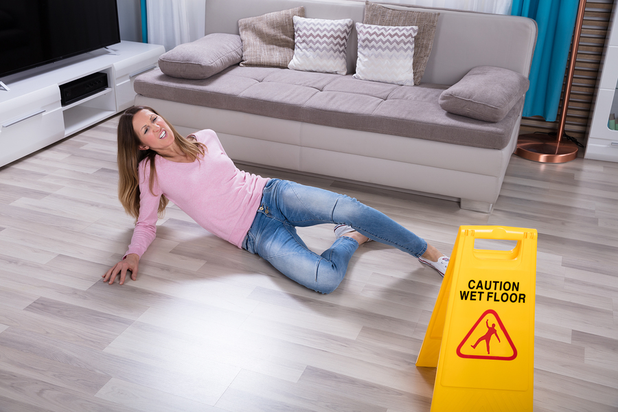 Determining When the Landlord is Responsible for a Slip and Fall