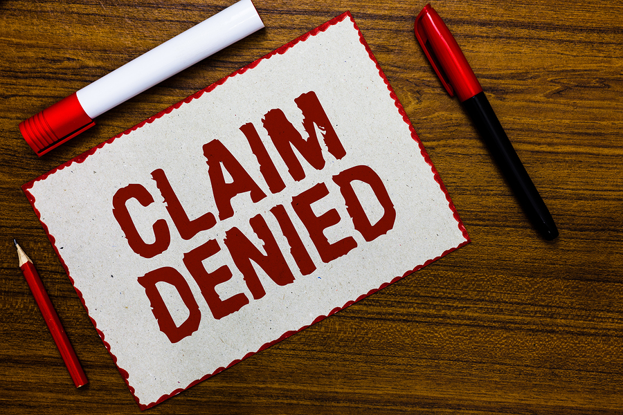 What Happens When the Insurance Company Denies Your Claim