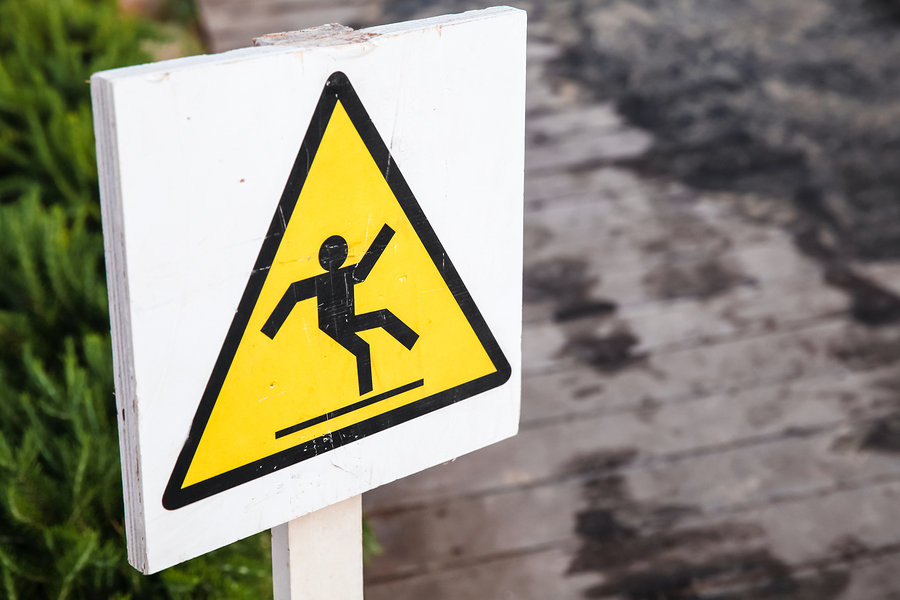8 Important Statistics About Slip And Fall Accidents