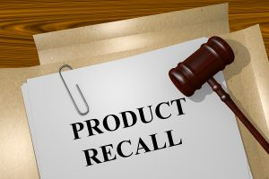 Safety Recalls What Do You Do?