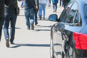 How Dangerous Is It To Be A Pedestrian Today?