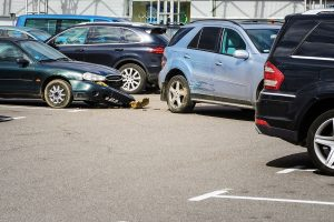 Who Is To Blame For A Parking Lot Accident?