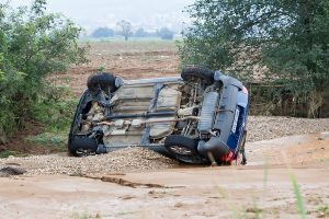 Determining Liability In A Car Accident During Extreme Weather