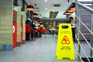 Information For Persons That Slip And Fall At A Commercial Businesses