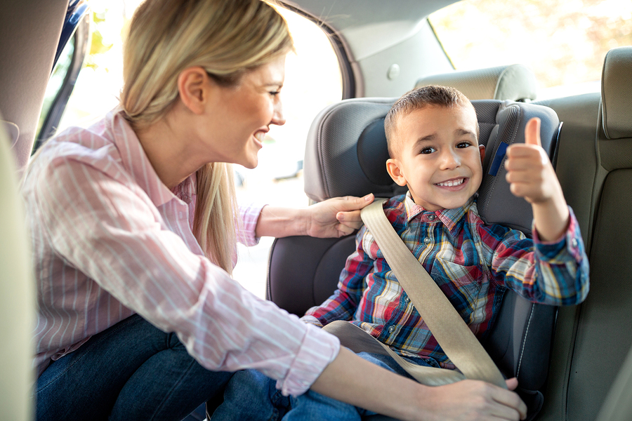 Five Tips To Help Protect Your Children In A Car Accident