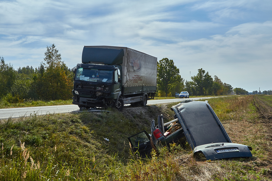 What To Do After A Jackknife Accident In Florida