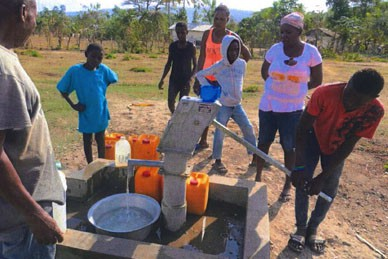 Haiti Water Wells