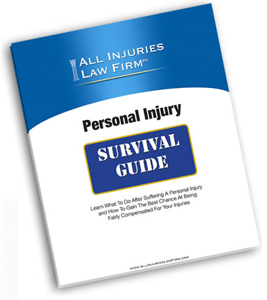 Personal Injury Survival Guide - All Injuries Law Firm
